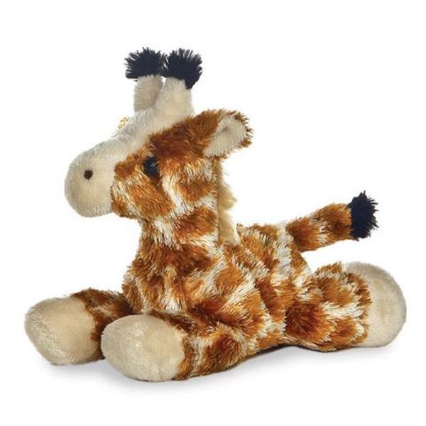 Gigi Giraffe Mini Flopsie Plush
