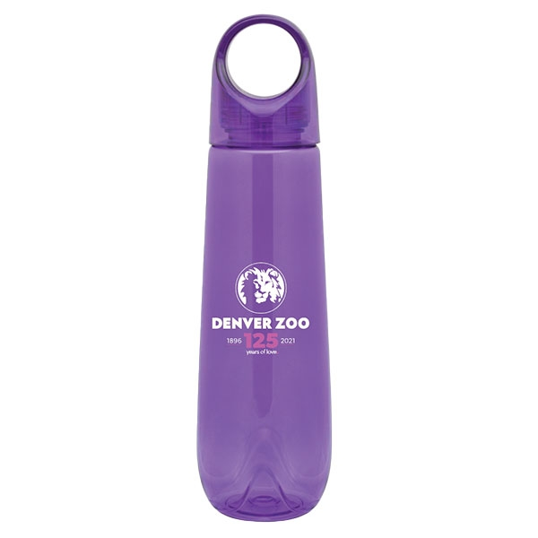 125TH ANNIVERSARY LOGO WATER BOTTLE