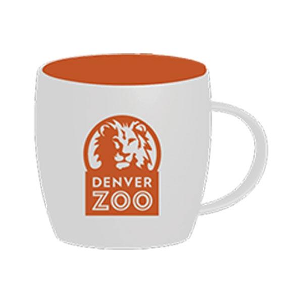 Logo Mug Orange Interior