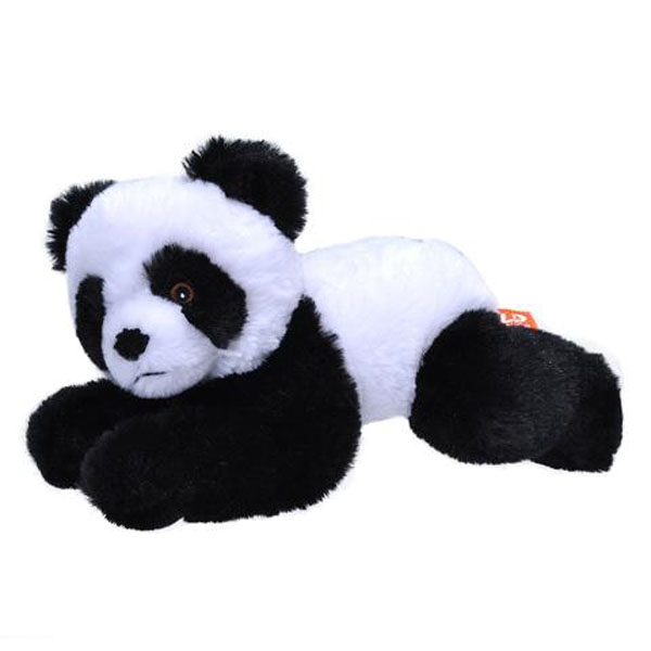 Panda Ecokins Mini Plush