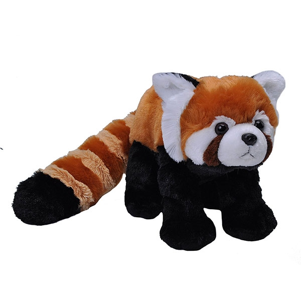 RED PANDA MINI FLOPSIE PLUSH