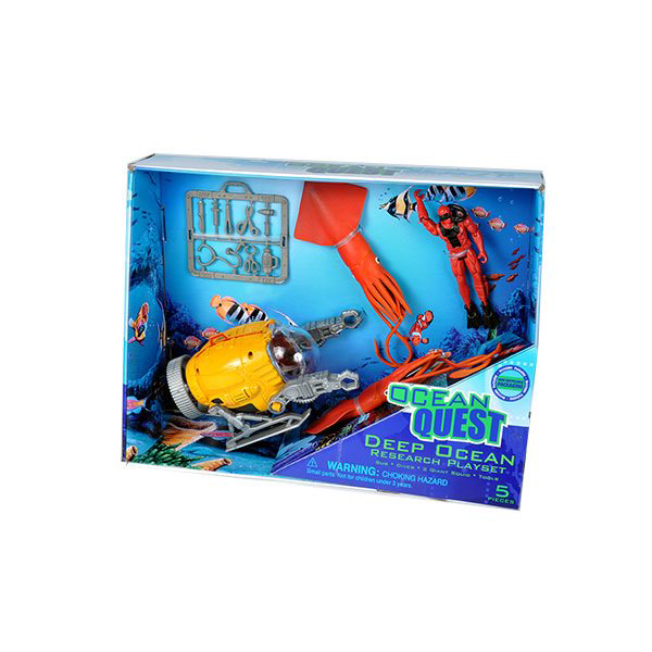 Ocean Quest Movable Deep Ocean Playset
