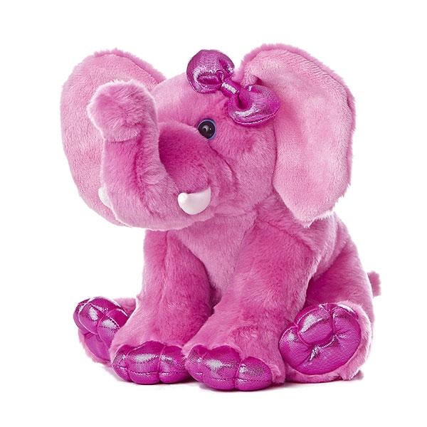PINK ELEPHANT PLUSH