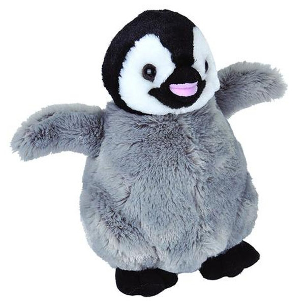Playful Penguin Plush