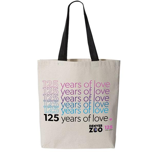 125 YEARS OF LOVE TOTE BAG
