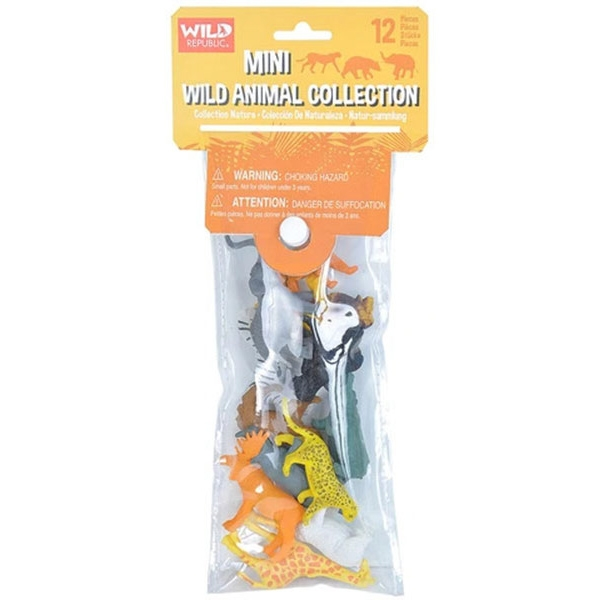 Mini Wildlife Collection Bag