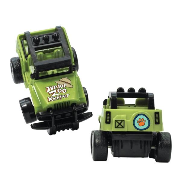 Wheelie Vehicle Junior Zookeeper