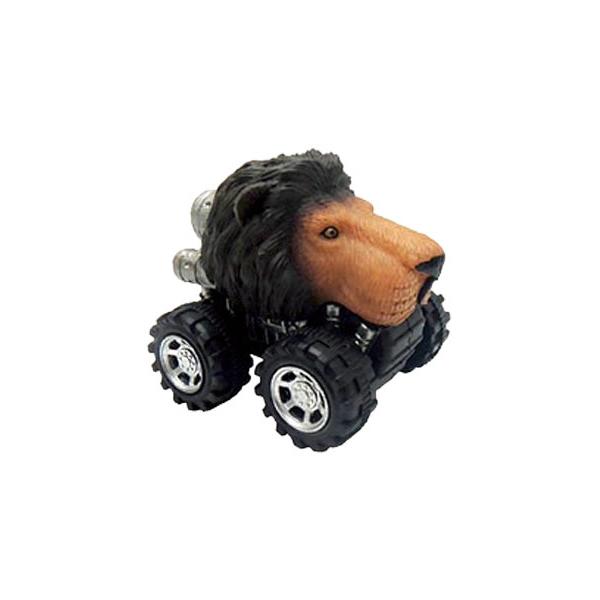 Lion Head Truck