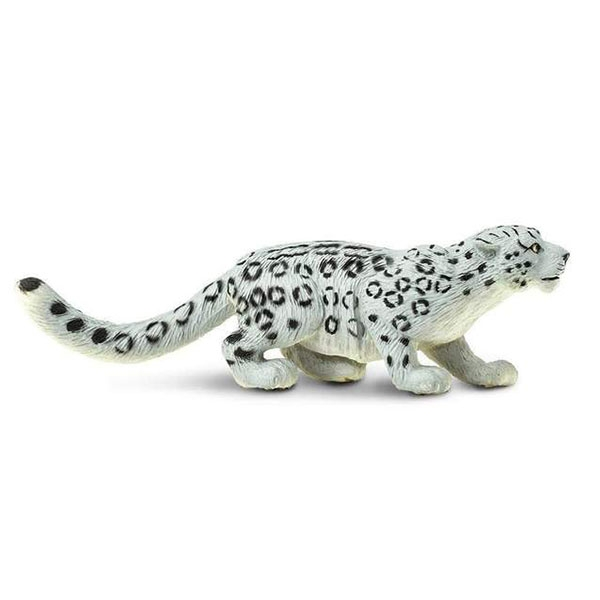 SNOW LEOPARD FIGURE