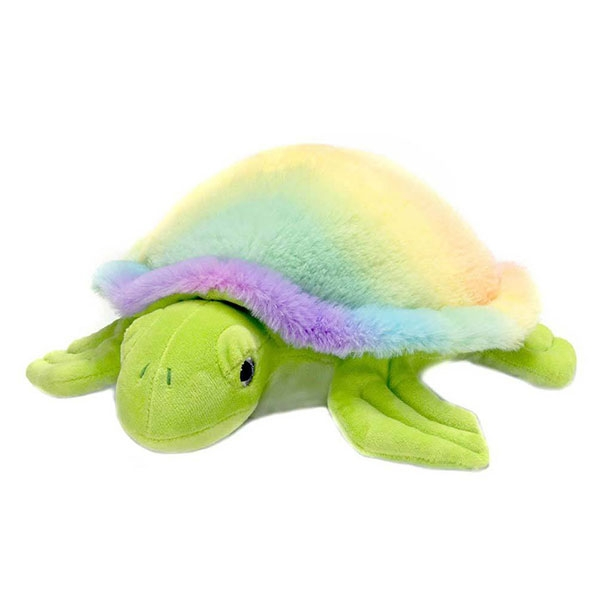 RAINBOW SHERBERT TURTLE PLUSH