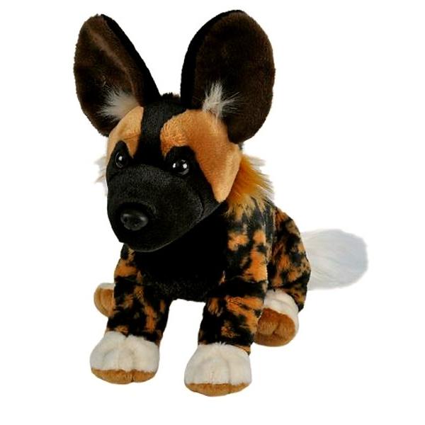 African Wild Dog Plush