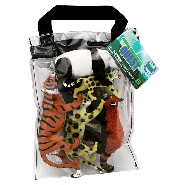 Asian Mountain Quest Animal Bag