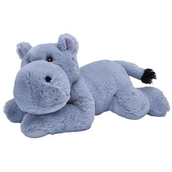 Hippo Ecokins Plush