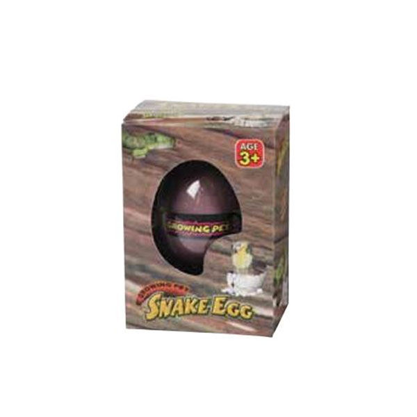 GROWING SNAKE EGG