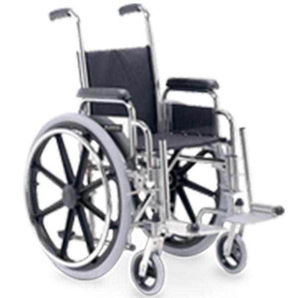 In Park Push Wheelchair Rental - August