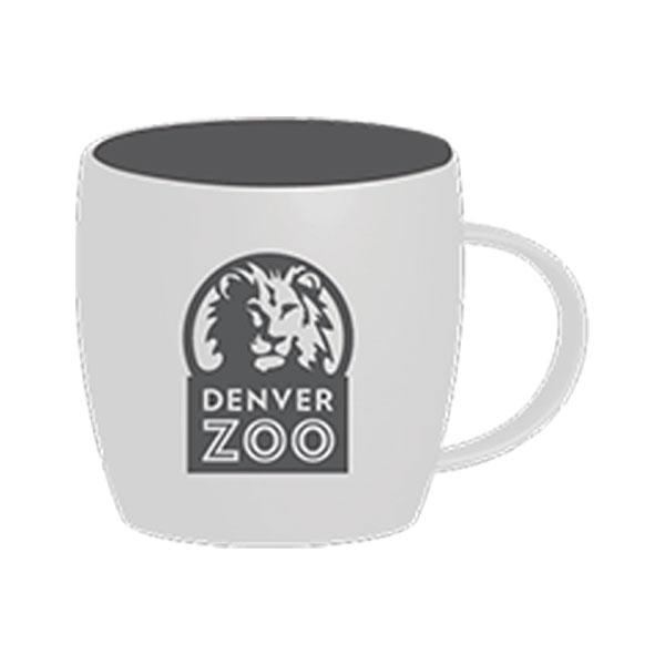 Logo Mug Grey Interior