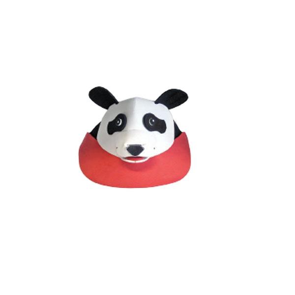 Panda Foam Visor