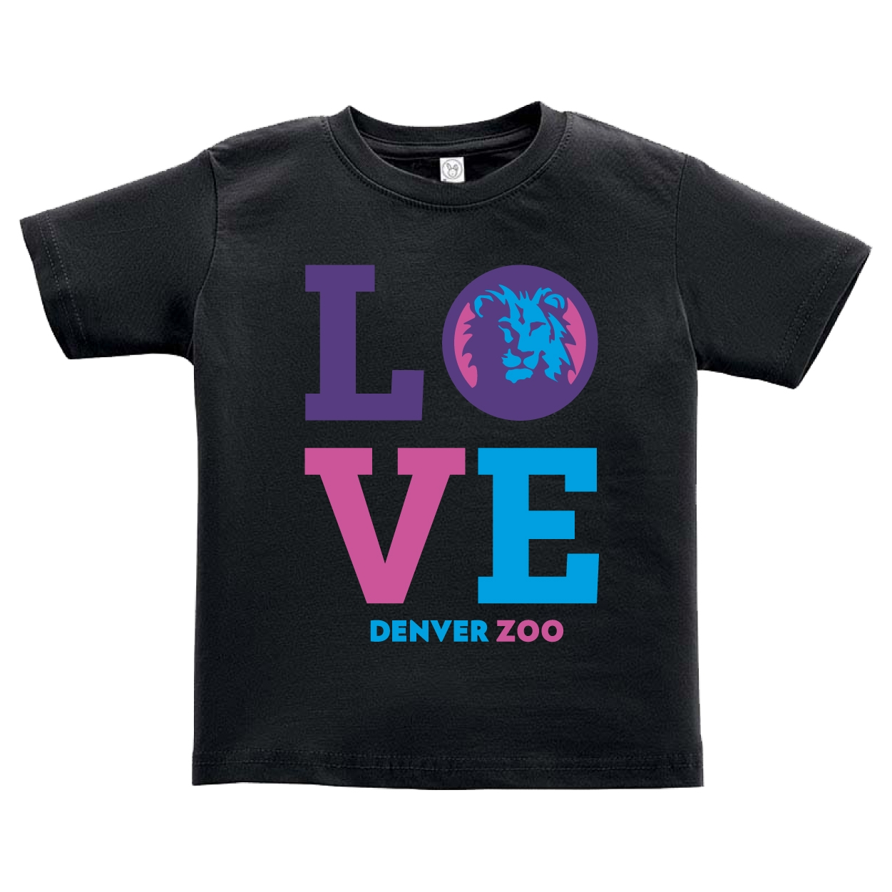TODDLER SHORT SLEEVE TEE 125TH ANNIVERSARY LOVE