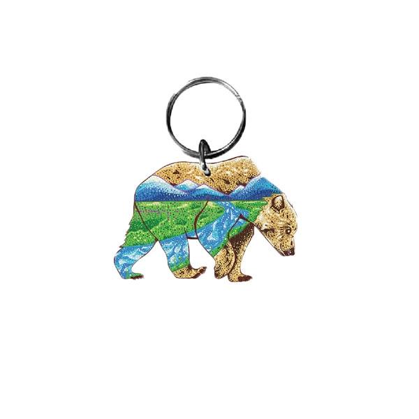 Bear Keychain