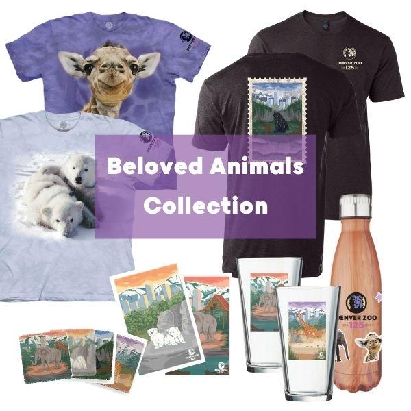 DENVER ZOO BELOVED ANIMALS COLLECTION