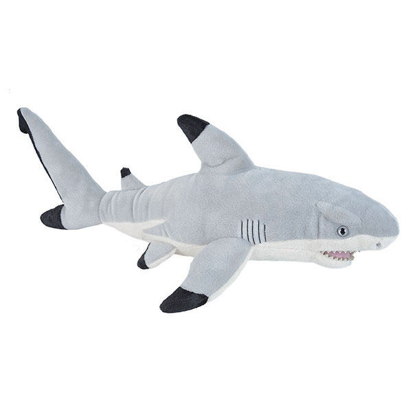 BLACK TIP SHARK PLUSH