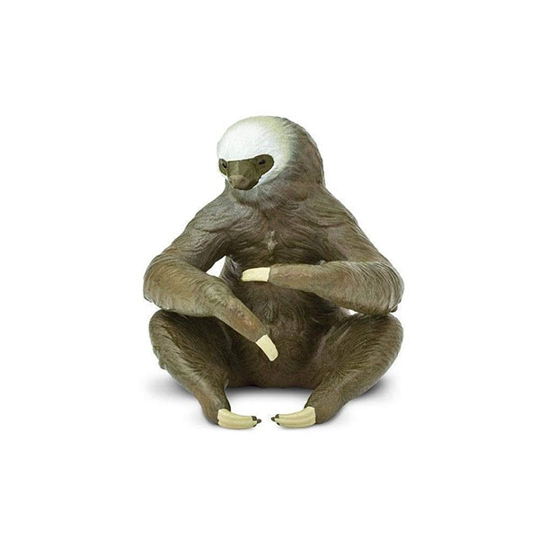 TWO TOED SLOTH FIGURE