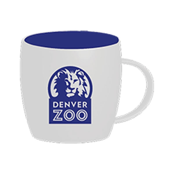 Logo Mug Blue Interior