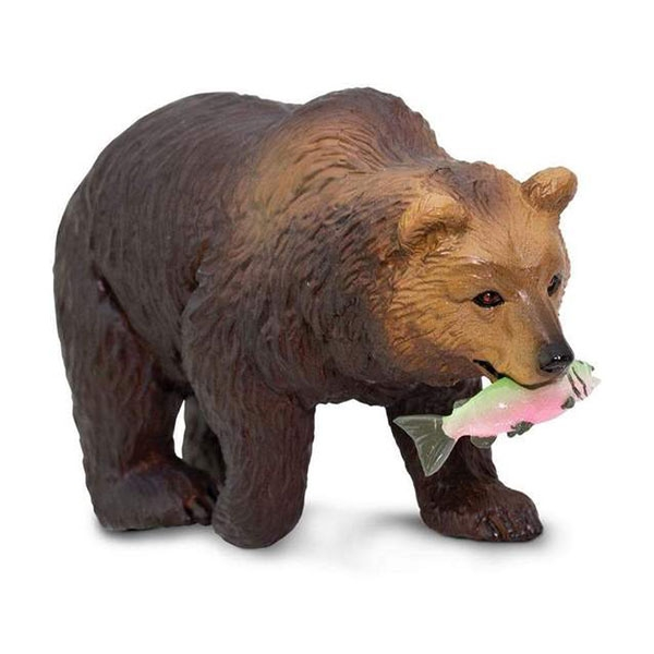 GRIZZLY BEAR FIGURE