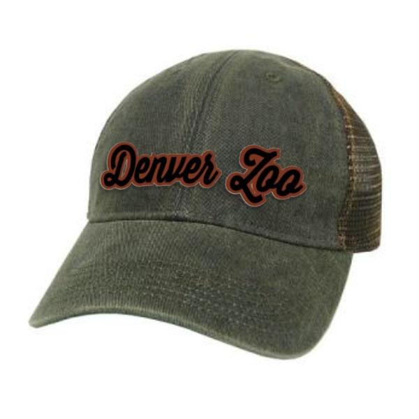 Adult Baseball Bap Denver Zoo