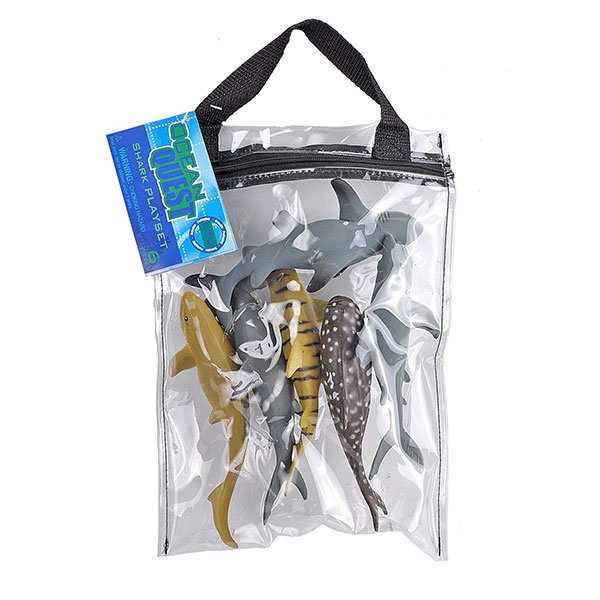 Ocean Quest Shark Bag
