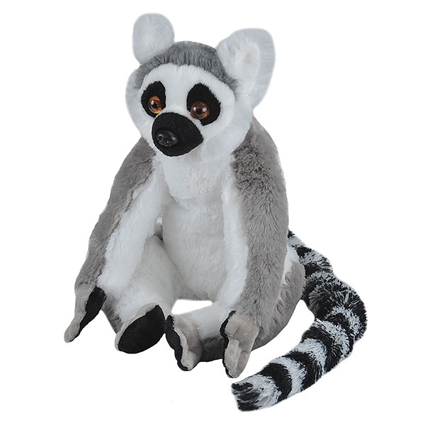 Ring-tailed Lemur Plush