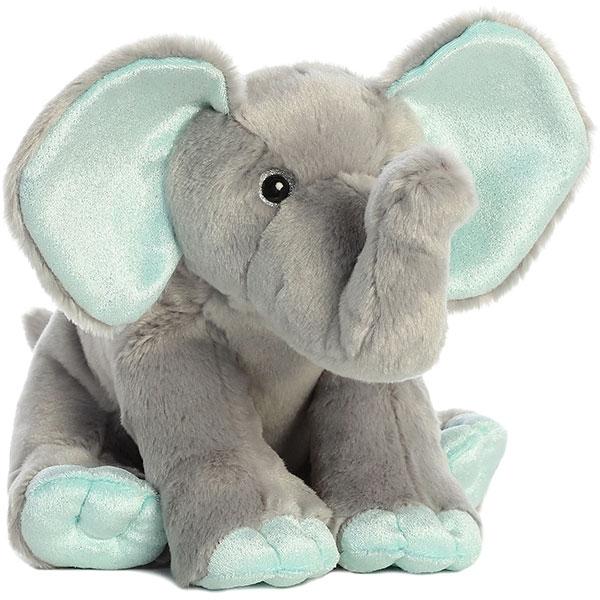 MINT ELEPHANT PLUSH
