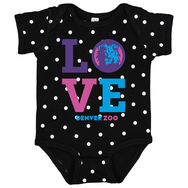 INFANT ONESIE 125TH ANNIVERSARY LOVE