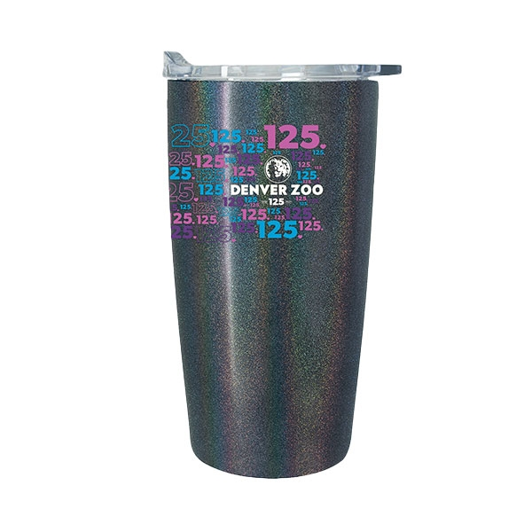 125TH ANNIVERSARY LOGO COLLAGE TUMBLER