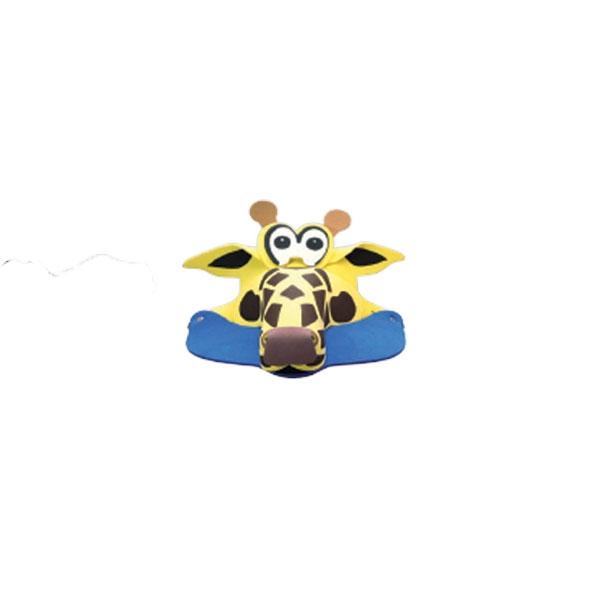 Giraffe Foam Visor