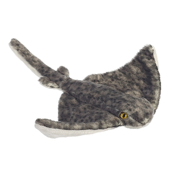 SPOTTED STING RAY MINI FLOPSIE PLUSH