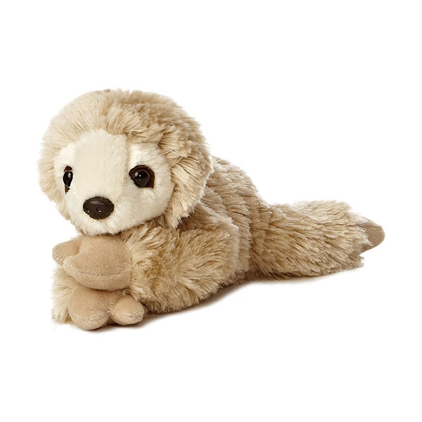 SLOTH MINI FLOPSIE PLUSH