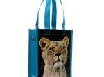 Lion Recycled Bottle Tote