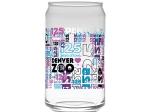 125th ANNIVERSARY LOGO COLLAGE PINT GLASS
