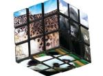 Animal Photo Puzzle Cube